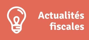 Expert-comptable fiscalité et actualités fiscales octobre 2016