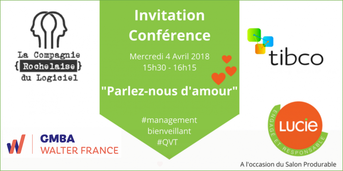 GMBA CONFERENCE PRODURABLE RSE RSO MANAGEMENT BIENVEILLANT